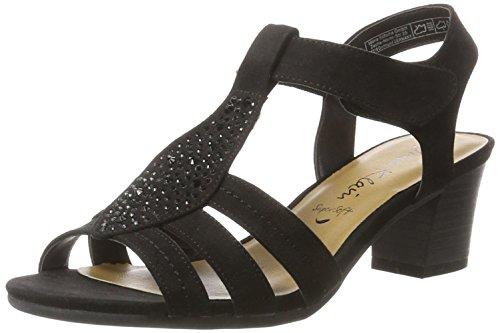 jane-klain-damen-282-159-sandalen-schwarz-black-40-eu
