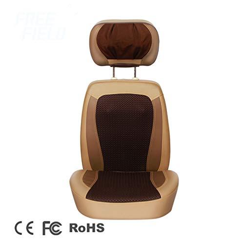 Multifunktionale Rückenmassage, Ganzkörper Rückenmassage Stuhl, Polsterung, Nacken Rücken Shutai Open Back Pad Hip Massagekissen Zu Hause