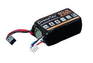 Power Tuning-Akku für Parrot AR DRONE 1.0 und 2.0 - 2300mAh (für die Drone 2.0 ist ein separates Ladegerät erforderlich)