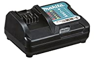 Makita DC10WC Charger Li-Ion 197333-3 - Multi-Colour