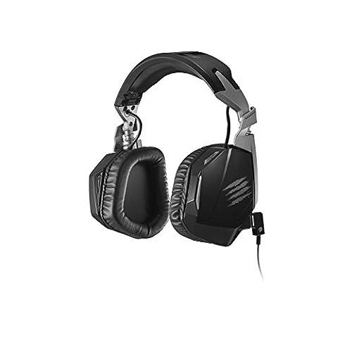 Mad Catz F.R.E.Q.4D Headset - Black (PC