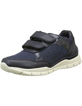 Geox J Sukie B, Zapatillas Para Niñas