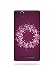 alDivo Premium Quality Printed Mobile Back Cover For Sony Xperia T2 Ultra / Sony Xperia T2 Ultra Case Cover (GD246)