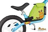 Puky LRT Kinder Laufradtasche mit Tragegurt Die Maus grün