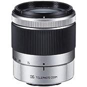 Pentax 15 - 45 mm / F 2,8 TELEPHOTO ZOOM 15 mm-Objektiv ( Pentax Q-Anschluss,Autofocus )