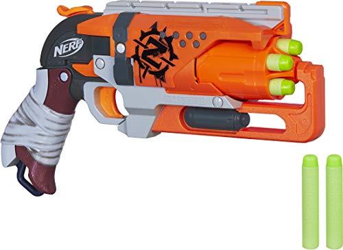 Hasbro Nerf A4325 Zombie Strike Hammershot, Spielzeugblaster