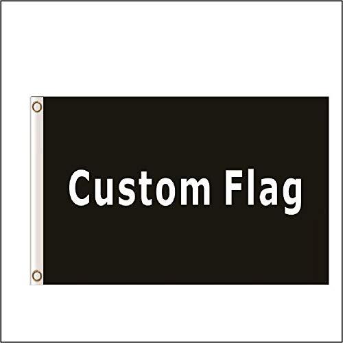 Hardon Individuell Bedruckte Flagge mit Logo oder Text DIY Fahnen Indoor Outdoor Banner
