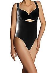 Formender Body mit Bauch-weg-Effekt Shaper Mieder Bodysuit in verschiedenen Farben *Made in EU*