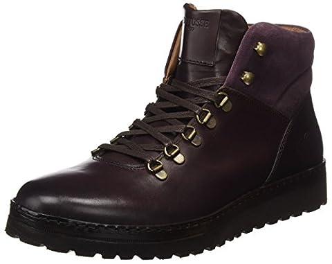 Lottusse Herren T2158 Sneakers, Violett (Custer Dc Burdeos), 42 EU