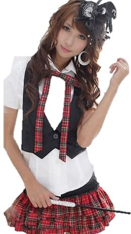 cket with Yapy-B type cute AKB48 costume cosplay wind / (japan import) (Akb48 Kostüm)