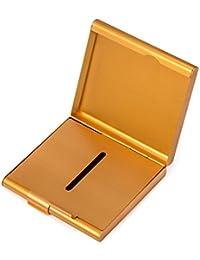 HBF Cigarette Case for Women Leather Cigarette Box Slim(Hold 14) b93be52cc8a85