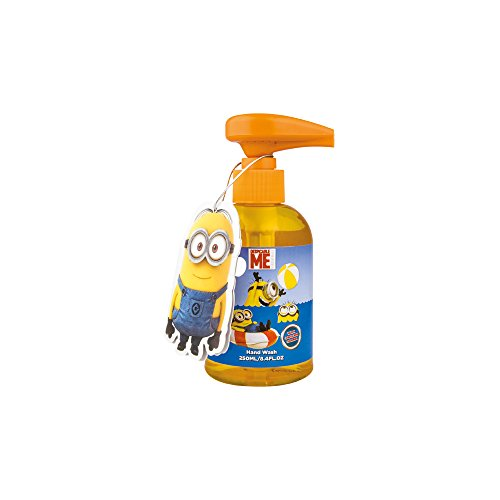 MINIONS 229395 Kichernd Hand Wash, 1er Pack (1 x 250 ml)