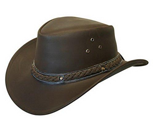 Infinity - Chapeau Western - Homme Marron Marron Medium