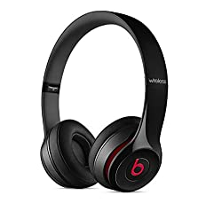 Beats Solo2 Wireless On-Ear Headphones - Black