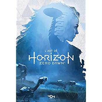 L'art de Horizon Zero Dawn
