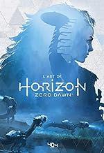L'art de Horizon Zero Dawn de PAUL DAVIES