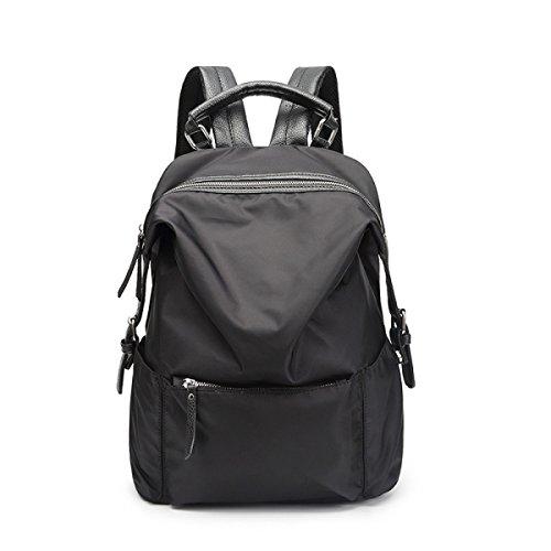 Preisvergleich Produktbild Rucksack Große Kapazität Oxford Taschen,Black-OneSize