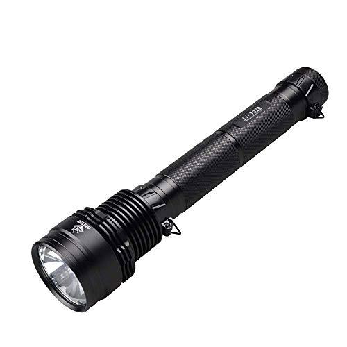 Aluminium Taschenlampe Xenon Tactical Taschenlampe wiederaufladbar Taschenlampe Police Military Camping Lampe