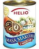 Kuchenmasse - Mohn-Nuss 850g von Helio I Polnische Desserts & Backen