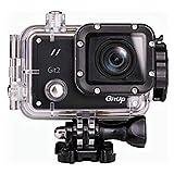 Casavidas GitUp Git2 PRO 2K WiFi Action Camera 1440P 1,5 Zoll LCD Novatek 96660 Chipset IMX206 Bildsensor