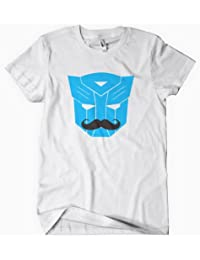 Transformers T shirt Robots In Disguise Autobots In White