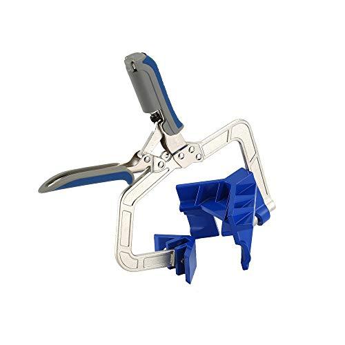 41kH1o71 WL - BlakeSha36 Mitre Jigs Herramienta de Abrazadera de Esquina multifunción para carpintería Juntas en T para Kreg Jigs Blue