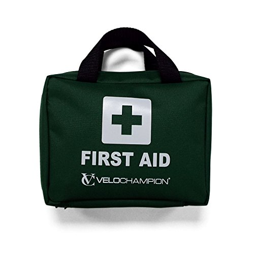 Cold-pack Case Pack (110 Piece Premium First Aid Kit Bag - for Home, Office, Car)