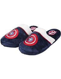 Marvel comics Captain America pantoufles homme