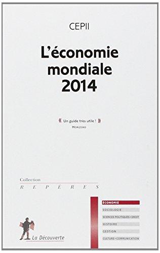 ECONOMIE MONDIALE 2014
