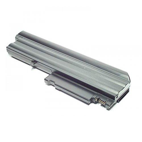 MTXtec Hochkapazitätsakku, LiIon, 10.8V, 6600mAh, schwarz für Lenovo ThinkPad R50 (2888) - Thinkpad R50 Series Akkus