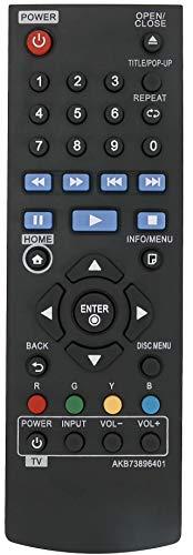 ALLIMITY AKB73896401 Control Remoto reemplazado Apto