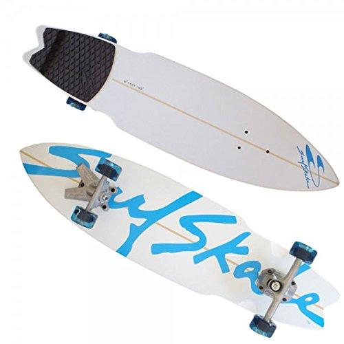 Skateboard SURF SKATE Premiere Longboard 40 Blue