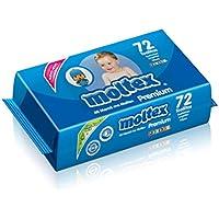 Moltex Premium Bolsita de Toallitas Húmedas para Bebé ...