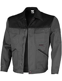 Qualitex Image-Bundjacke mit Reißverschluss Mischgewebe 65% Baumwolle 35% Polyester 3103/58RV