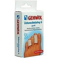 GEHWOL Polymer Gel Zehenschutzring G groß 2 St preisvergleich bei billige-tabletten.eu