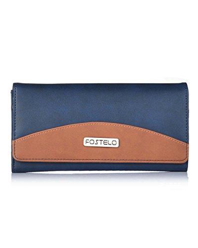 Fostelo Sunrise Women's Clutch (Blue)