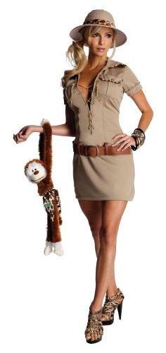 -Kostüm-Frauen (Jane Tarzan-kostüm)