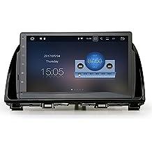 RoverOne Android 7.1 Sistema Para Mazda CX5 CX-5 2013 2014 2015 navegación GPS del coche con Autoradio Stereo Radio Bluetooth HDMI Mirror Link Quad Core Sistema multimedia