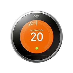 diseño web espectacular: Nest T3010IT Termostato, Acero