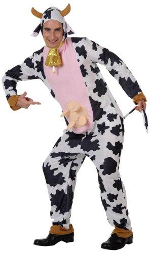Imagen de atosa  disfraz de vaca infantil, talla m/l 10211