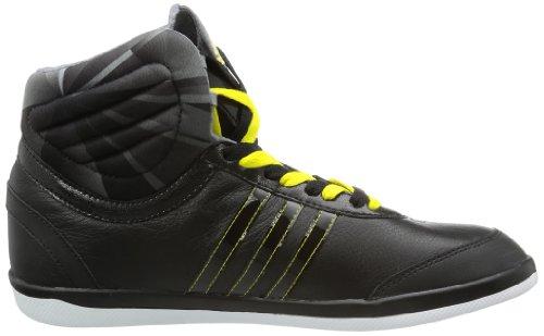 adidas IRIYA Q23233 Damen Tanzschuhe Schwarz (Black 1 / Yellow Zest S13 / Yellow Zest S13)