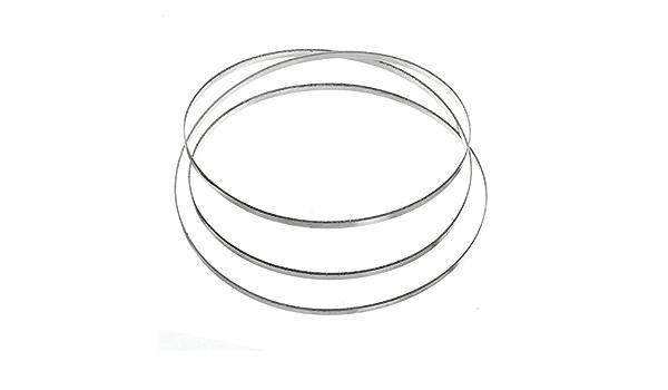 Ersatz Diamant Beschichtete Bandsägeblätter für Bearbeitungswerkzeuge