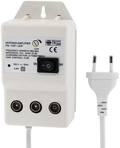 HAVA - Amplificador Antena Digital 2 Dispositivos