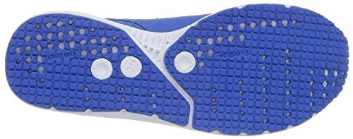 Puma Carson Mesh, Baskets Basses Mixte Enfant Bleu - Blau (Electric Blue lemonade-Electric blue lemonade 02)