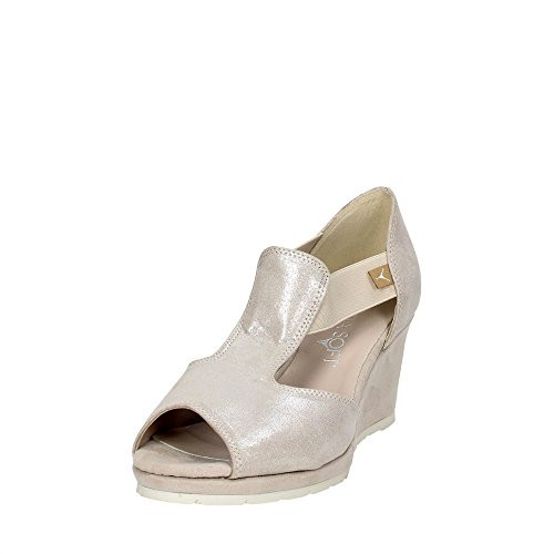 Cinzia Soft 51538CS Sandale Femme Beige