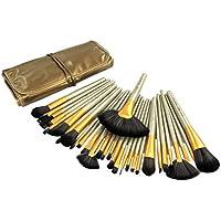 Puna Store 30 Piece Makeup brush Set (Biege)
