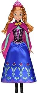Disney Princesses - Y9958 - Poupée - La Reine des Neiges - Anna Scintillante