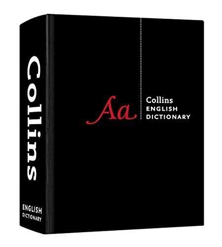 Collins English Dictionary (Collins Complete and Unabridged) by Collins UK (2014-10-23)