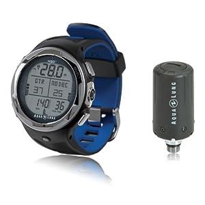 Aqualung Ordenador de buceo i450en formato Reloj con emisor