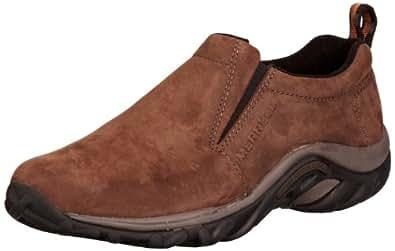 Merrell Jungle Moc Nubuck, Men's Slip-On Loafer Shoes - Brown (Brown Suede), 7 UK